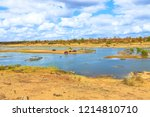 landscape of olifants river in... | Shutterstock . vector #1214810710