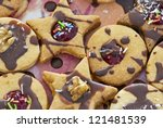 Chocolate Shortbread Cookies...