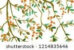 seamless pattern design for... | Shutterstock . vector #1214835646