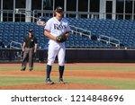 matt krook pitcher for the...   Shutterstock . vector #1214848696
