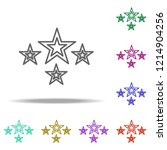 star icon. elements of awards...