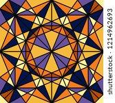 geometric seamless pattern....   Shutterstock .eps vector #1214962693