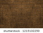 burlap background texture | Shutterstock . vector #1215132250