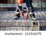 construction worker | Shutterstock . vector #121516270