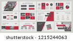 this template is the best as a... | Shutterstock .eps vector #1215244063