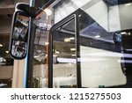 mirrors and interior in a... | Shutterstock . vector #1215275503