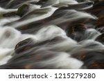 Detail Landscape Image Of Rive...