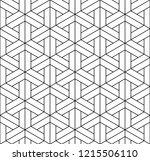 beautiful pattern japanese... | Shutterstock .eps vector #1215506110