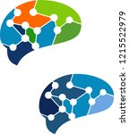 cognitive system of the human...   Shutterstock .eps vector #1215522979
