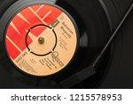 wrexham united kingdom  ... | Shutterstock . vector #1215578953