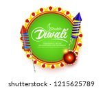 creative  banner or poster ... | Shutterstock .eps vector #1215625789