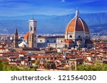 Italy. Florence. Cathedral...