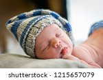 newborn studio photography | Shutterstock . vector #1215657079