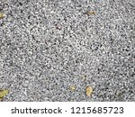 crushed stone  small stone  a...   Shutterstock . vector #1215685723