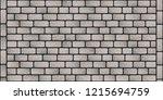 road pavement texture of... | Shutterstock . vector #1215694759