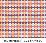 ottoman mosque window vector...   Shutterstock .eps vector #1215774610