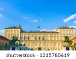 view on the palazzo madam... | Shutterstock . vector #1215780619