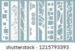 panel for registration of the... | Shutterstock .eps vector #1215793393