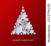 abstract background with xmas...   Shutterstock .eps vector #1215796150