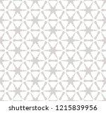 vector geometric seamless...   Shutterstock .eps vector #1215839956
