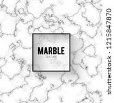marble texture background... | Shutterstock .eps vector #1215847870