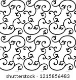 decorative pattern jpg | Shutterstock . vector #1215856483