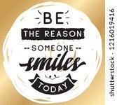 inspirational quote  motivation....   Shutterstock .eps vector #1216019416