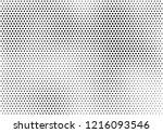 grunge halftone background ...   Shutterstock .eps vector #1216093546