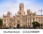 madrid  spain   july 11  2014 ... | Shutterstock . vector #1216248889