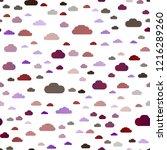 dark multicolor  rainbow vector ... | Shutterstock .eps vector #1216289260