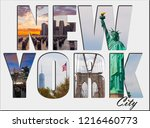 A New York City Themed Montage...