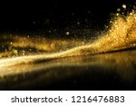 glitter lights grunge... | Shutterstock . vector #1216476883