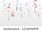 celebration background template ... | Shutterstock .eps vector #1216496959