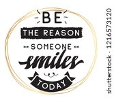 inspirational quote  motivation....   Shutterstock .eps vector #1216573120