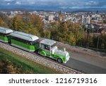 ljubljana  slovenia   30. 10.... | Shutterstock . vector #1216719316