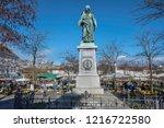 ljubljana  slovenia   30. 10.... | Shutterstock . vector #1216722580