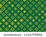 abstract modern background with ... | Shutterstock . vector #1216795846
