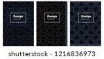dark gray vector cover for...