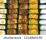 thai sweetmeats with arrangement | Shutterstock . vector #1216864150