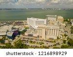 miami beach  fl  usa   october... | Shutterstock . vector #1216898929