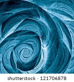 concentric spiral lines.... | Shutterstock . vector #121706878