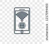 wireless internet concept...