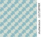arrows tessellation pattern   Shutterstock .eps vector #1217189989