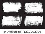grunge paint lines.brush...   Shutterstock .eps vector #1217202706