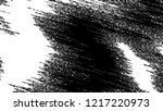 black and white grunge pattern... | Shutterstock . vector #1217220973