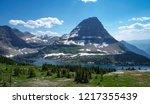 Hidden Lake Glacier National Park, Montana United States