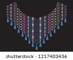 vector illustration of... | Shutterstock .eps vector #1217403436