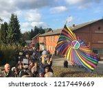 berkenthin  schleswig holstein  ... | Shutterstock . vector #1217449669