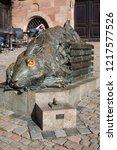 nuremberg  germany   october 17 ... | Shutterstock . vector #1217577526