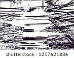distressed background in black... | Shutterstock .eps vector #1217621836